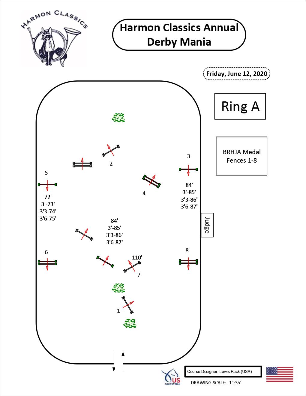 Ring-A-Friday6-12-BRHJA-Medal-Harmon-Classics-Derby-Mania
